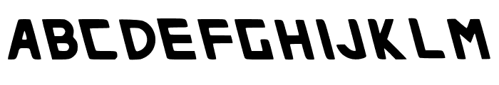 Sear Font LOWERCASE
