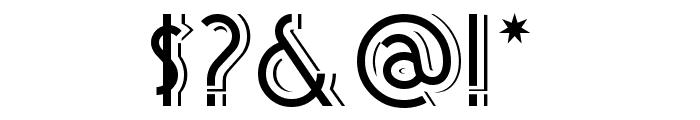 SeasideResortNF Font OTHER CHARS