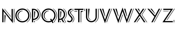SeasideResortNF Font LOWERCASE