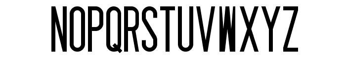 Seattle Sans Font UPPERCASE