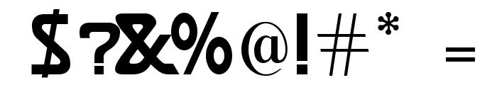 Secession-Afisha  Normal Font OTHER CHARS