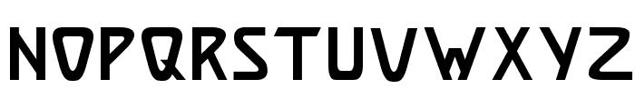 Secession-Afisha  Normal Font UPPERCASE