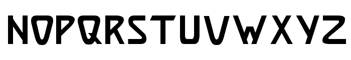Secession-Afisha  Normal Font LOWERCASE
