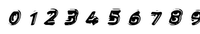 Secret Files II Italic Font OTHER CHARS