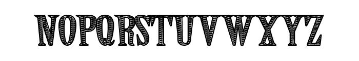 SecretEvent Font UPPERCASE