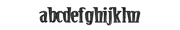 SecretEvent Font LOWERCASE