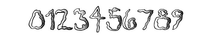 SecretTickleMB Font OTHER CHARS