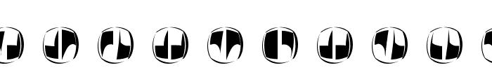 SecretWriting Font OTHER CHARS