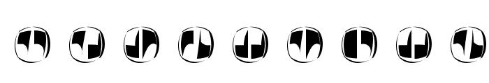 SecretWriting Font UPPERCASE