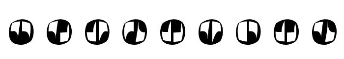 SecretWriting Font LOWERCASE
