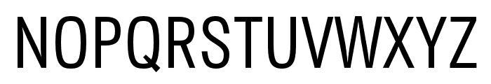 Secuela-Regular Font UPPERCASE