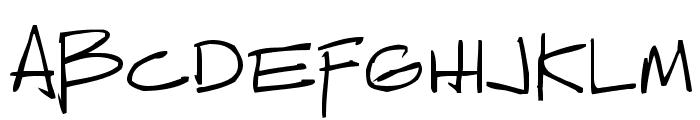 Sedillo Font LOWERCASE