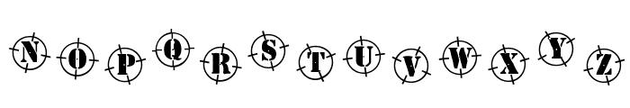 SeeTheBeast Font UPPERCASE