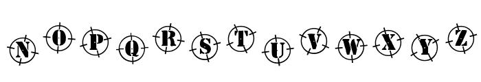 SeeTheBeast Font LOWERCASE
