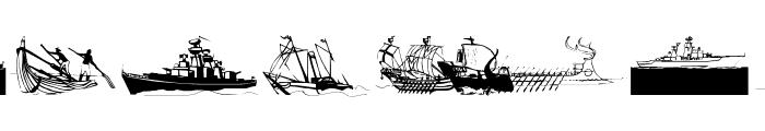Seefahrer Font OTHER CHARS