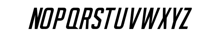 SeilsSans-Italic Font UPPERCASE