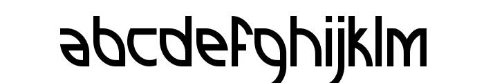 Seized Future A Font LOWERCASE