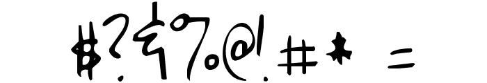 Sekona Font OTHER CHARS