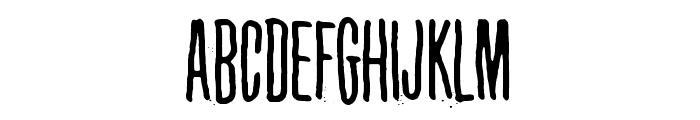 Sekunda Font LOWERCASE