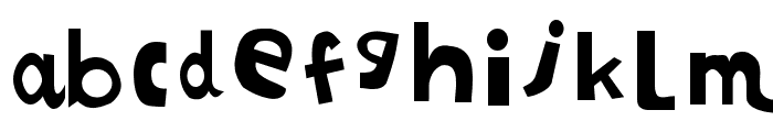 SelbyWillis 2.0 Font LOWERCASE