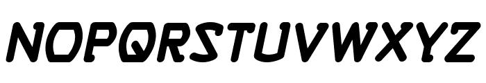 SelfDestructButtonBB-Bold Font UPPERCASE