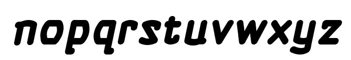 SelfDestructButtonBB-Bold Font LOWERCASE