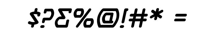 SelfDestructButtonBB-Italic Font OTHER CHARS