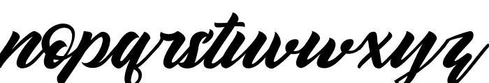 Sellwyne Font LOWERCASE
