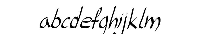SemirResimovicRukopisniFONT Font LOWERCASE