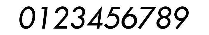 Semplicita-MediumItalic Font OTHER CHARS