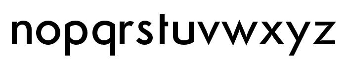 Semplicita-Medium Font LOWERCASE