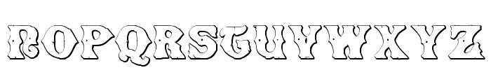 SenectusMorbusTwo Font LOWERCASE