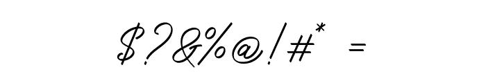 SengkalingDemo-Script Font OTHER CHARS