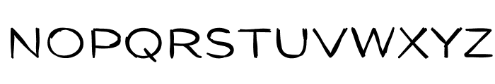 SensaSans-RegularDemo Font UPPERCASE