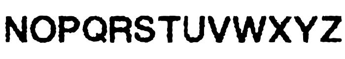 Sentencia Font LOWERCASE
