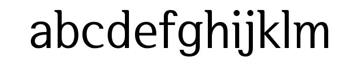 SeoulHangang CM Font LOWERCASE
