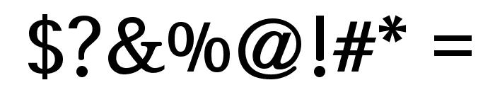 SeoulHangang EB Font OTHER CHARS