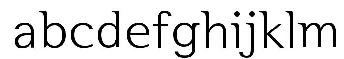 SeoulHangang L Font LOWERCASE