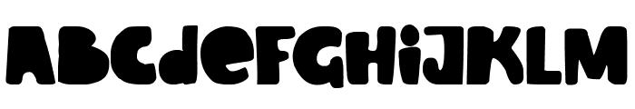 Sergi Tete Font LOWERCASE