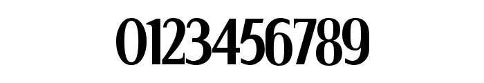 Serif Narrow Font OTHER CHARS