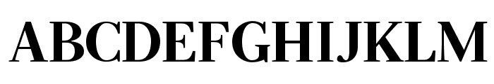 Serif72Beta-Black Font UPPERCASE
