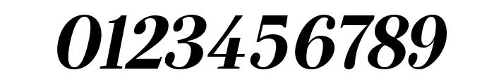 Serif72Beta-BlackItalic Font OTHER CHARS