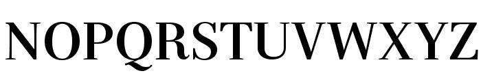 Serif72Beta-Bold Font UPPERCASE