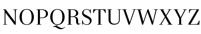 Serif72Beta-Regular Font UPPERCASE
