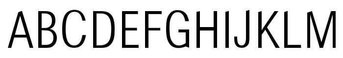 Sertig Font UPPERCASE