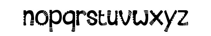 Serunaitype Regular Font LOWERCASE