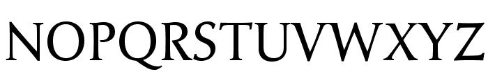 Seshat-Regular Font UPPERCASE