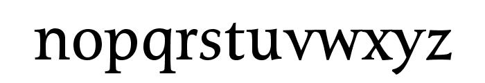 Seshat-Regular Font LOWERCASE