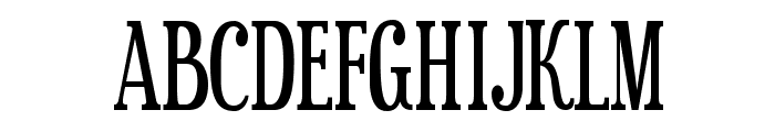 Sexsmith-Regular Font UPPERCASE