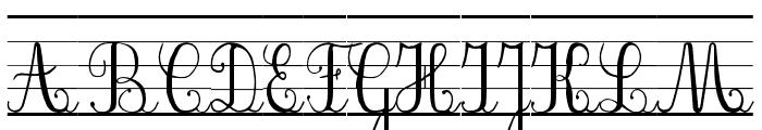 SeyesBDE Font UPPERCASE